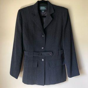 LAUREN Ralph Lauren 100% Wool Blazer